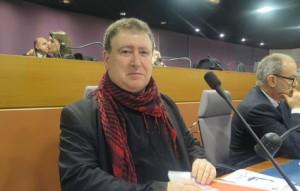 jean michel ruiz conseiller regional groupe fdg et conseiller municipal a meriel et secretaire departemental PCF val d'oise