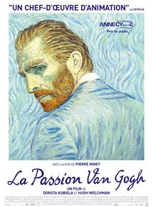La passion Van Gogh film