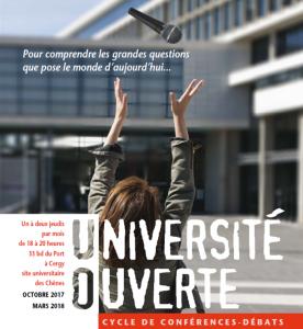 Université ouverte UCP 2017-2018