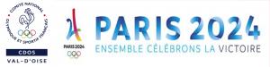 CDOS 95 JO Paris 2024