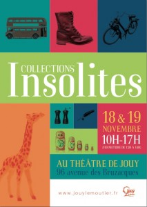 Collections insolite Jouy-le-Moutier
