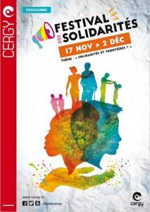 Festival des Solidarités Cergy 2017