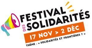 Festival des Solidarités logo bannière 2017