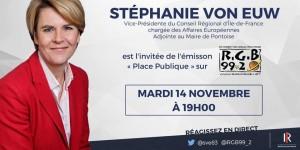 Stéphanie VON EUW Photo 1 14 novembre 2017