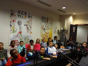 Ecole de Jouy le Moutier Petites peurs et Grands émois 1