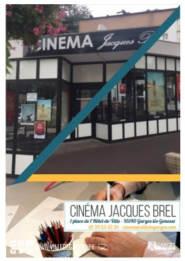Cinéma Jacques Brel - Garges-lès-Gonesse