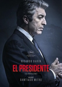 El presidente film