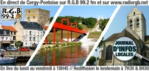 Journal infos En direct de Cergy-Pontoise