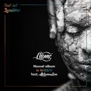 LHOME Album Tout est lumière février 2018