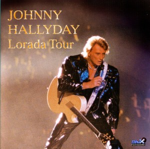 johnny hallyday-lorada tour