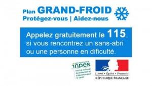 Plan Grand Froid février 2018