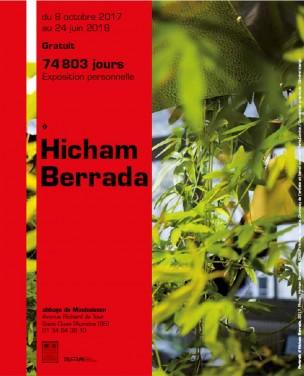 Abbaye de Maubuisson - expo 74 803 jours Hicham Berrada
