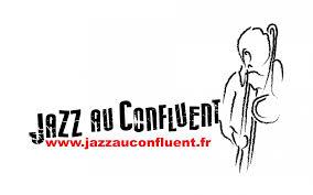 Jazz Au Confluent Logo