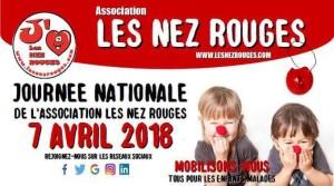 Journée Nationale les-nez-rouges 7 avril 2018