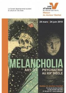 MELANCHOLIA Maison du Docteur Gachet Auvers avril 2018