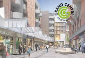 Cergy Grand Centre Coeur d'Agglo juin 2018 2