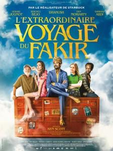 L'extraordinaire voyage du Fakir Film mai 2018