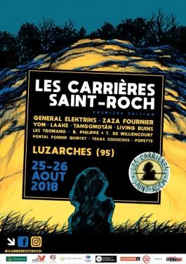 Les Carrières Saint-Roch 2018