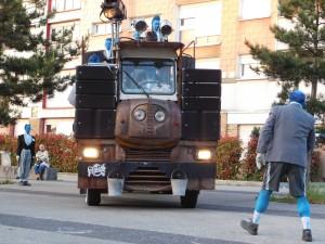Générik Vapeur BIVOUAC Camion