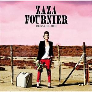 Zaza FOURNIER Album Regarde moi