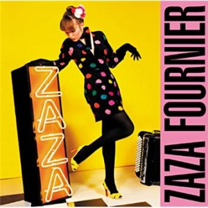 Zaza-Fournier Album Eponyme