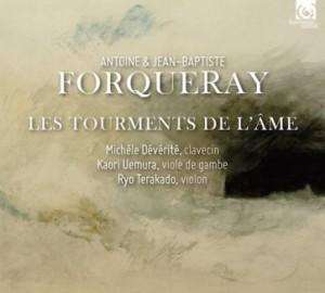 Forqueray ou les tourments de l'âme CD Michèle Dévérité