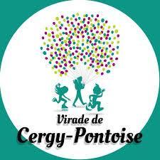 Virade de l'espoir de Cergy-Pontoise logo