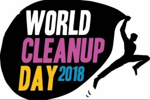 world-clean-up-day 2018