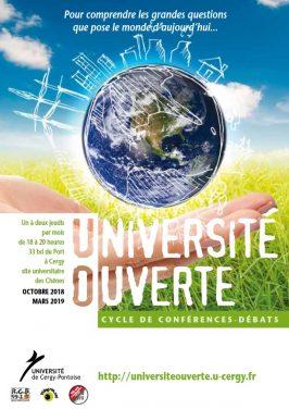 Université Ouvertes 2018 / 2019