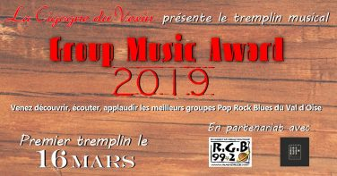 Tremplin Group Music Award