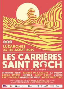 Les Carrières Saint-Roch 2019