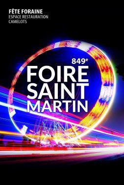 Foire Saint-Martin de Pontoise 2019