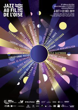 Jazz Au Fil de l'Oise - 24eme edition
