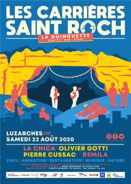 Les Carrières Saint-Roch 2020