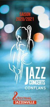 Jazz au Confluent 2020 2021
