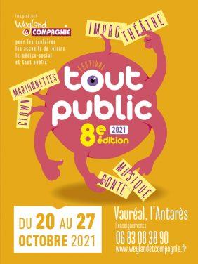 Festival Tout Public 2018